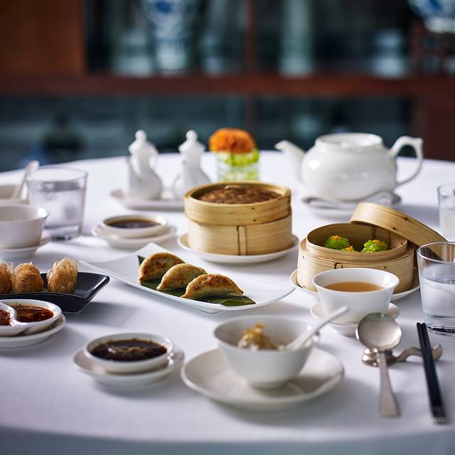 Dim Sum Table - Min Jiang, London