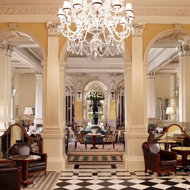 Lobby - The Foyer and Reading Room, London