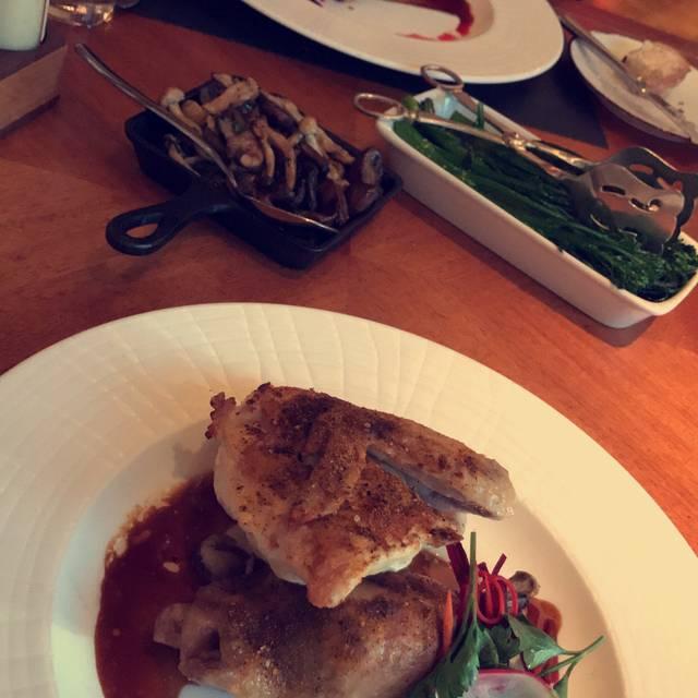 Sidecut Modern Steak + Bar – Four Seasons Resort, Whistler, BC