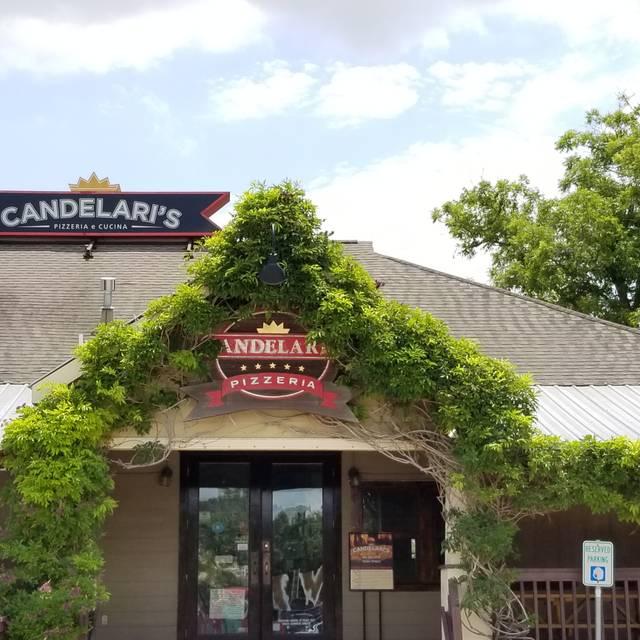 Candelaris Pizzeria - Washington Ave, Houston, TX