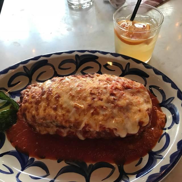 Mia's Italian Kitchen, Alexandria, VA