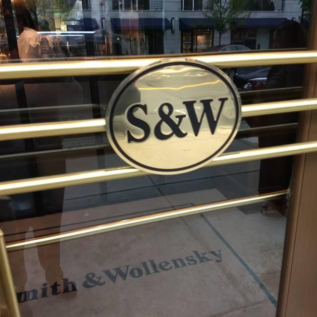 Smith & Wollensky - Wellesley, Wellesley, MA