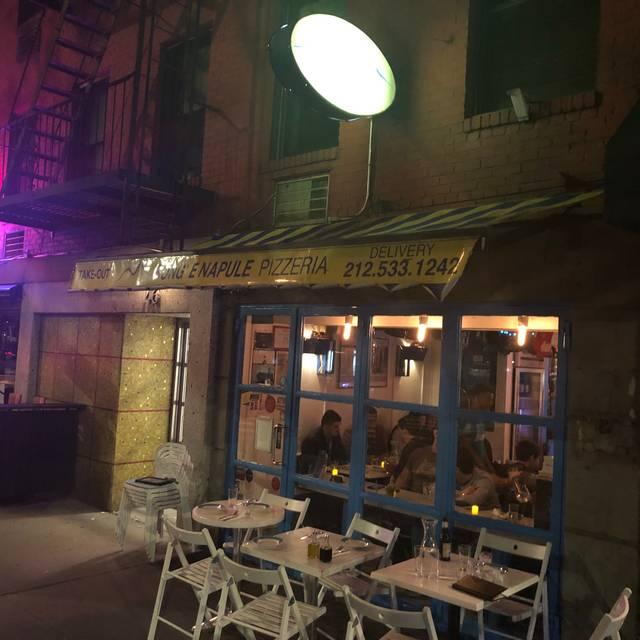 Song E Napule, New York, NY