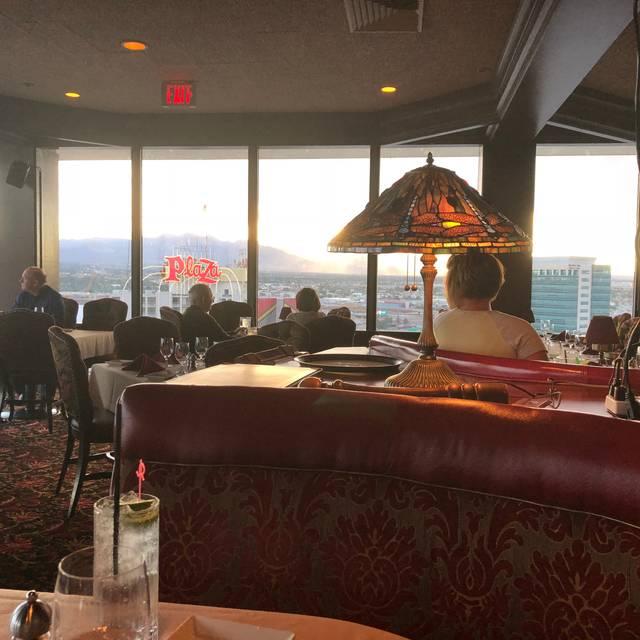 Top of Binion's Steakhouse, Las Vegas, NV