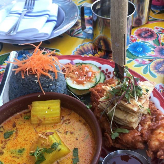 Farmhouse Kitchen Thai Cuisine Restaurant San Francisco