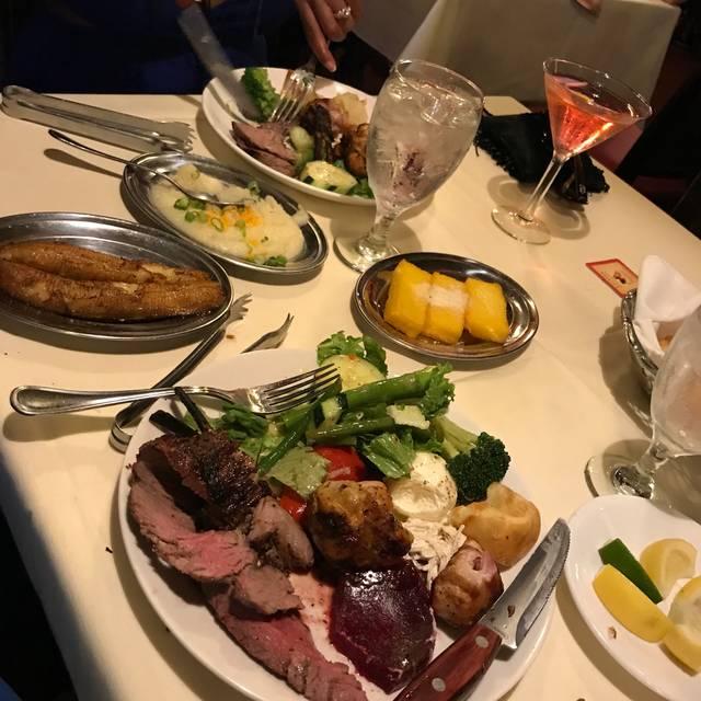 Chama Gaucha Brazilian Steakhouse, Downers Grove, IL