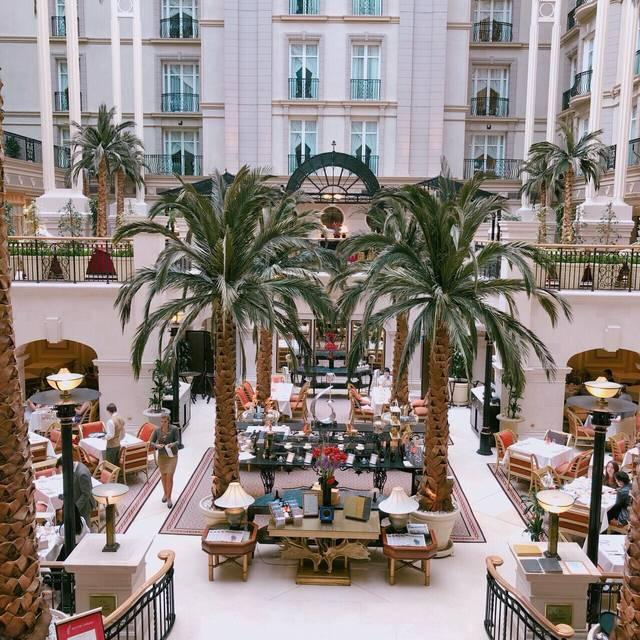 Afternoon Tea at The Landmark Hotel, London