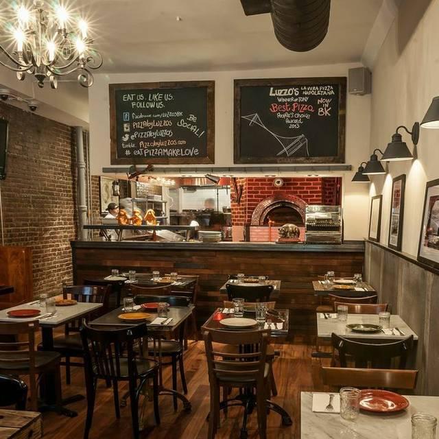 Luzzo's BK, Brooklyn, NY