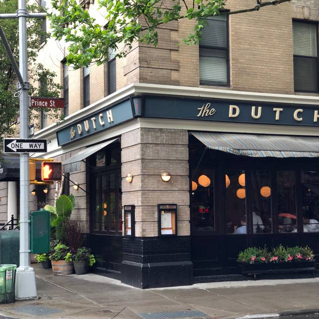 The Dutch, New York, NY