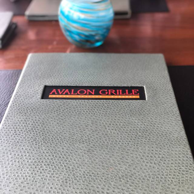 Avalon Grille, Avalon, CA