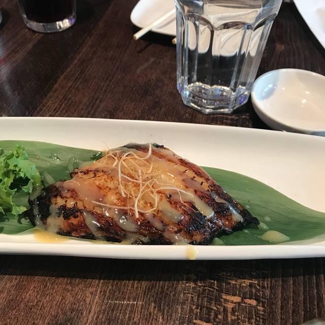Ajisai Restaurant Menu