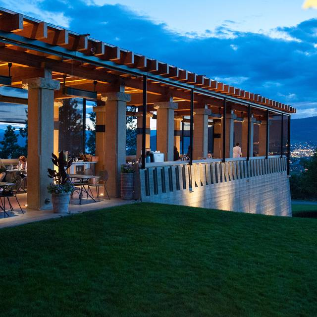 Terrace Restaurant, Mission Hill Family Estate, West Kelowna, BC