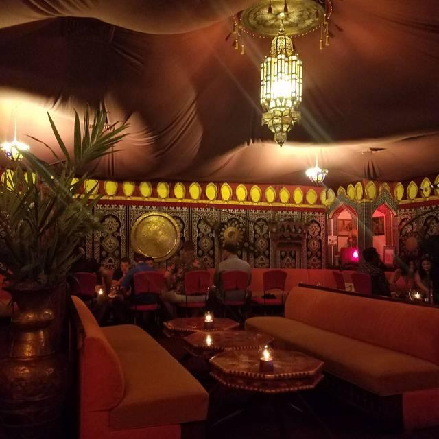 Marrakech Mediterranean Restaurant Las Vegas Nv