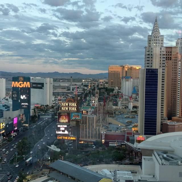 SkyBar - Waldorf Astoria, Las Vegas, Las Vegas, NV