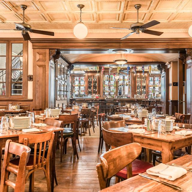 Dining Room - Quartino, Chicago, IL