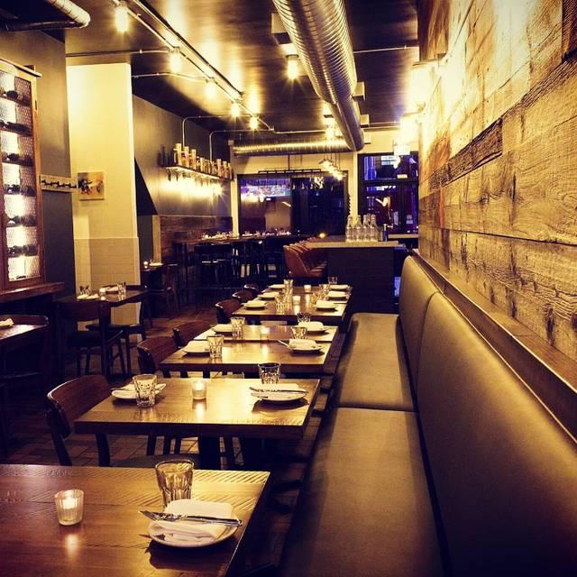 Cano Restaurant, Toronto, ON