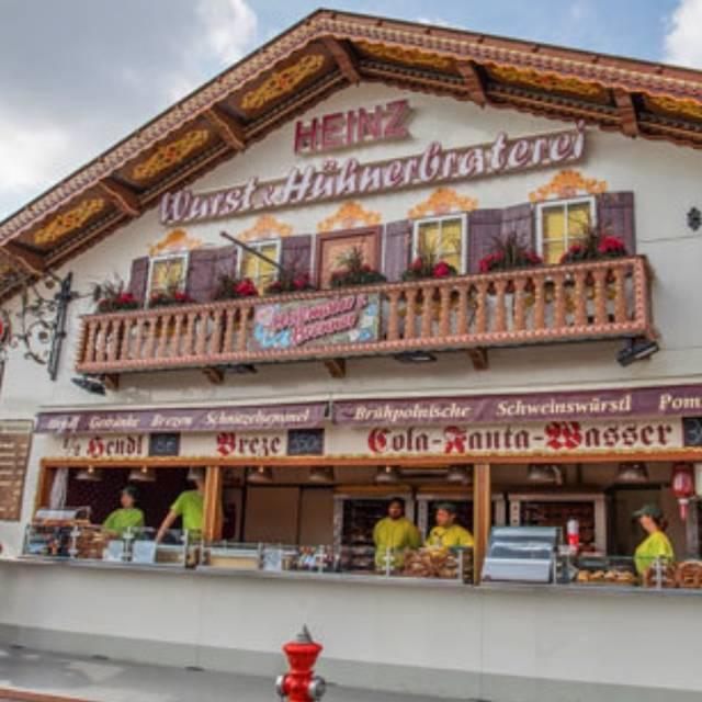 Heinz Wurst- und Hühnerbraterei, München, BY