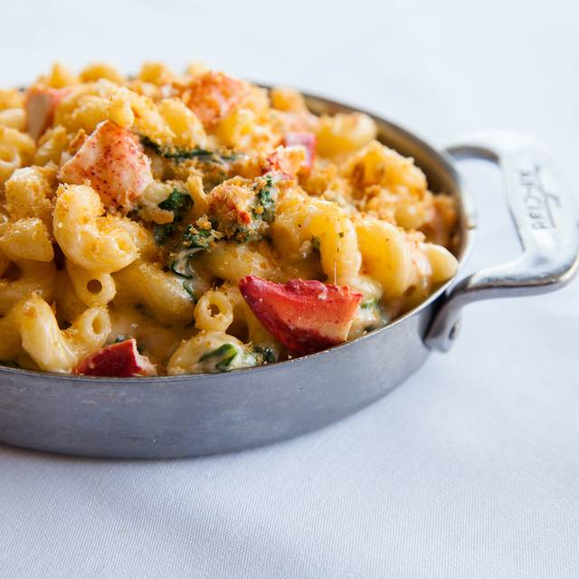 Shaws Lobster Mac And Cheese - Shaw's Crab House - Chicago, Chicago, IL