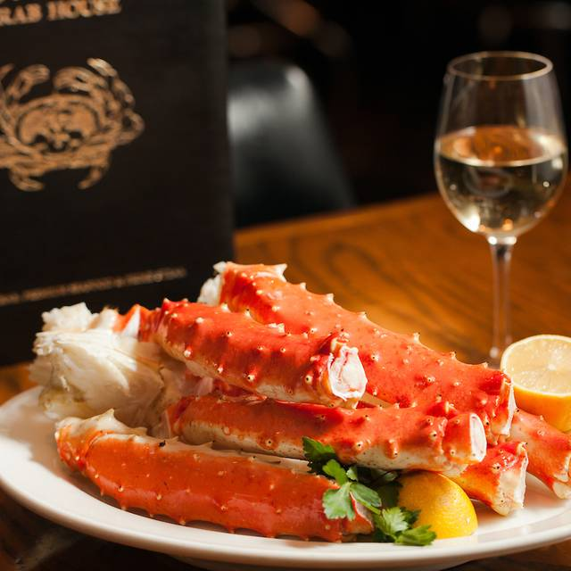 Shaws King Crab Legs- - Shaw's Crab House - Chicago, Chicago, IL