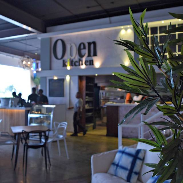 Open Kitchen Barbados Restaurant