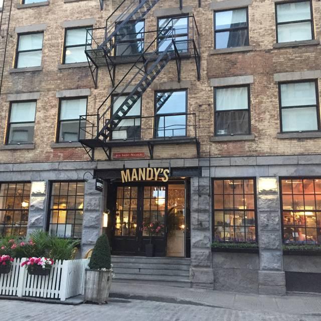 Mandy's, Montréal, QC