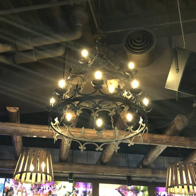 Boston Seaport Restaurant: Scorpion Bar - Seaport Restaurant - Boston, MA