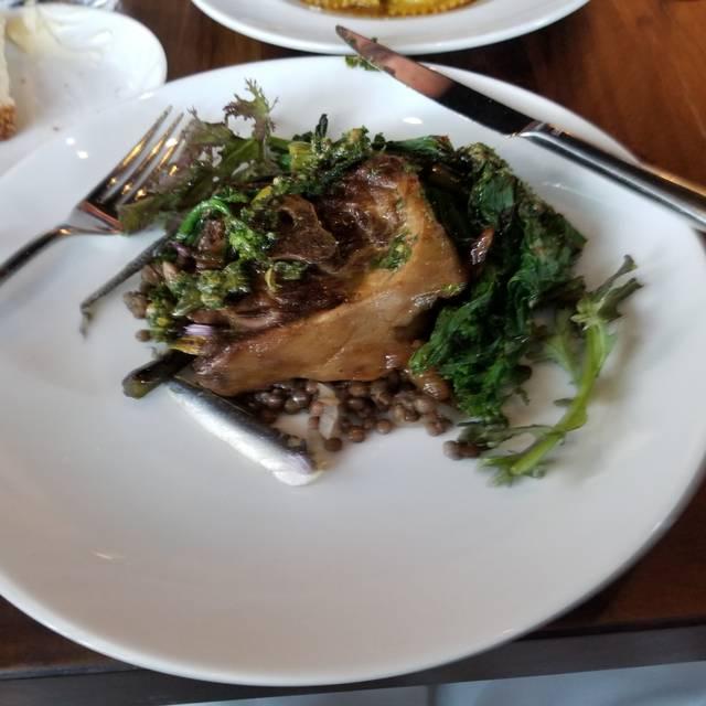 Salare Restaurant, Seattle, WA