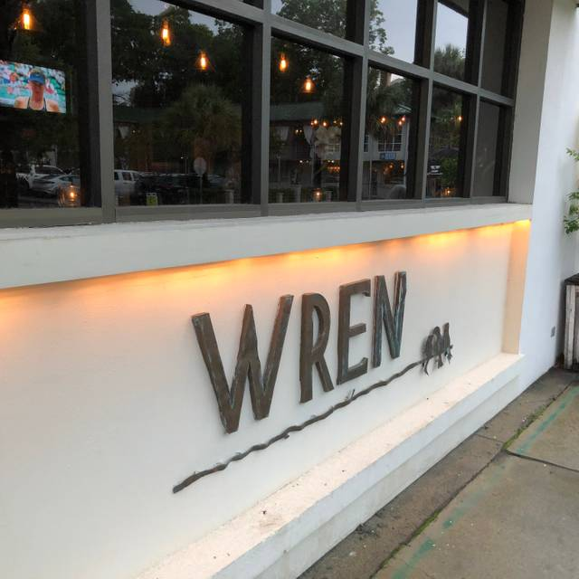 Wren Bistro & Bar, Beaufort, SC