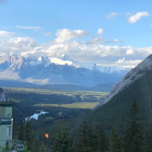 Eden - Rimrock Resort Hotel, Banff, AB