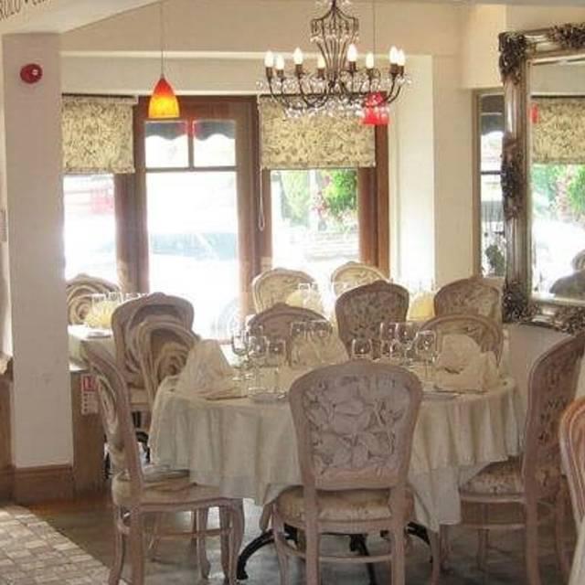 Da Gino Italian Restaurant, Sutton Coldfield, West Midlands