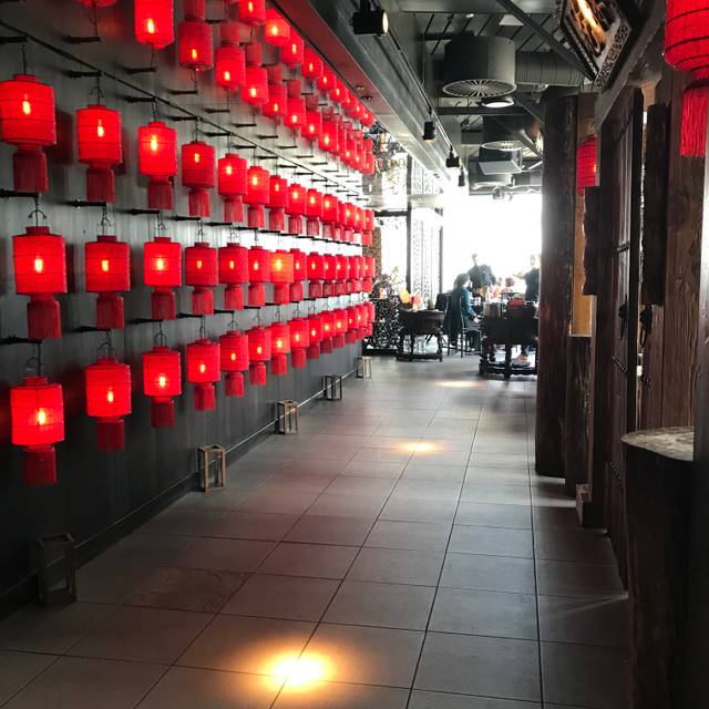 Hutong at The Shard, London