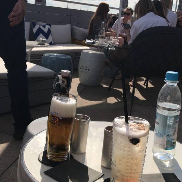 The Terrace, München, BY