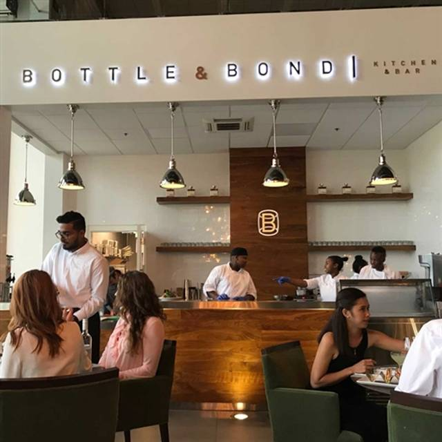 Bottle & Bond Kitchen & Bar - Bardstown Bourbon Company, Bardstown, KY