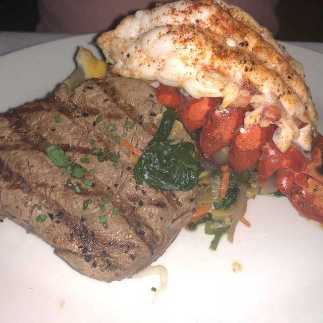 Rick Erwin's West End Grille, Greenville, SC