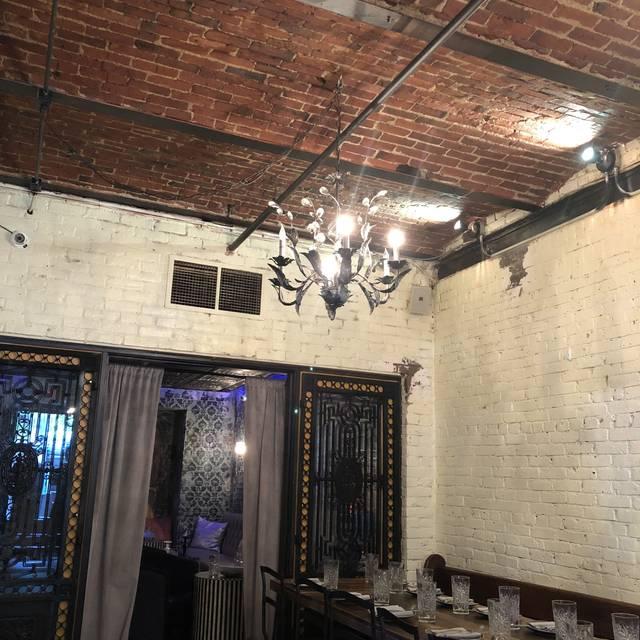 Buttermilk & Bourbon, Boston, MA