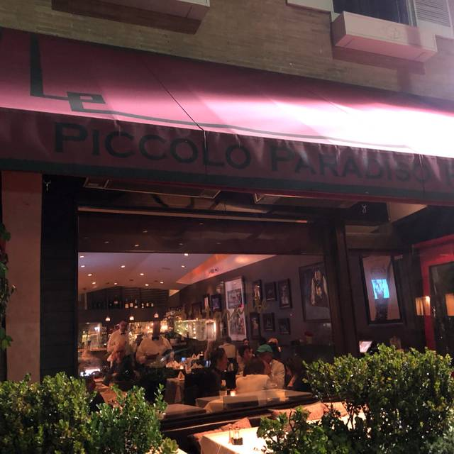 Piccolo Paradiso, Beverly Hills, CA