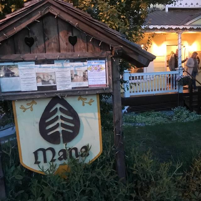 Mana, Leavenworth, WA