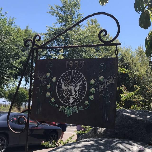 Stone Brewing World Bistro & Gardens, Escondido, CA