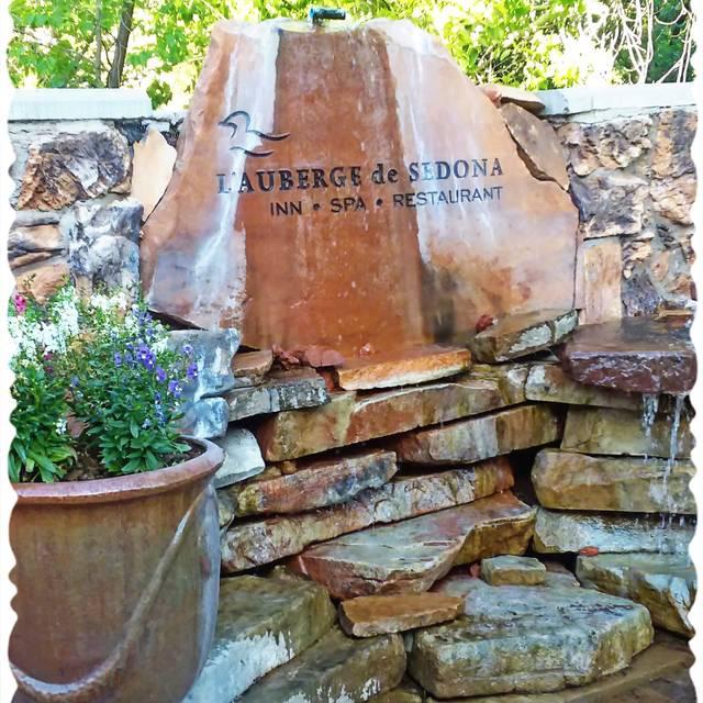 Cress on Oak Creek at L'Auberge de Sedona, Sedona, AZ