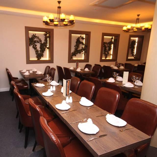 Koh I Noor - Koh-i-Noor Indian Restaurant, Birmingham, West Midlands