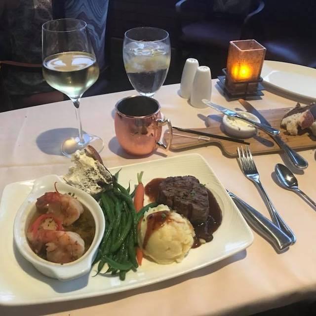 Range Steakhouse Harrah S Laughlin