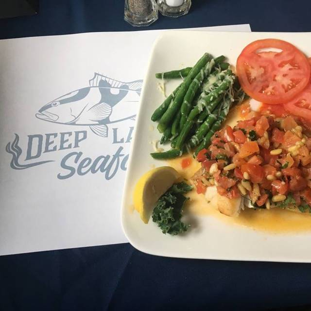 Fish House Restaurant Fort Myers Beach: Deep Lagoon Seafood And Oyster House Restaurant