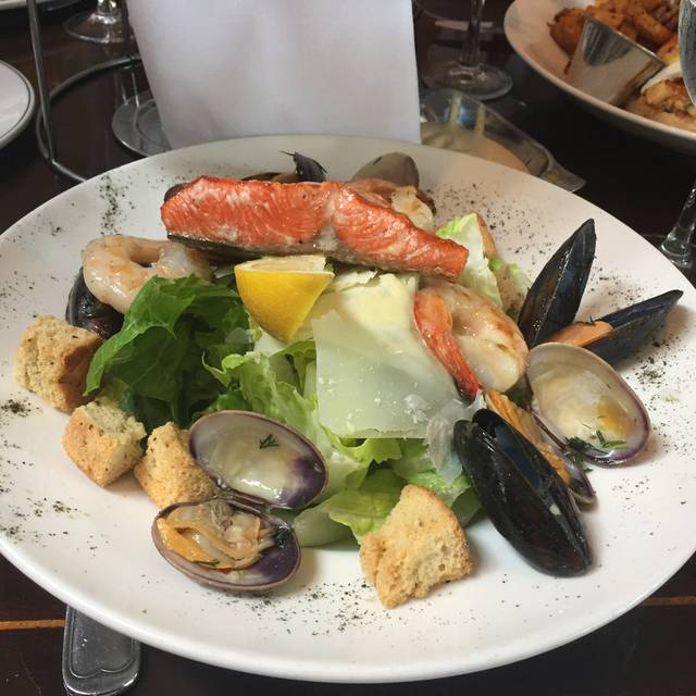 Joe Fortes Seafood & Chop House, Vancouver, BC