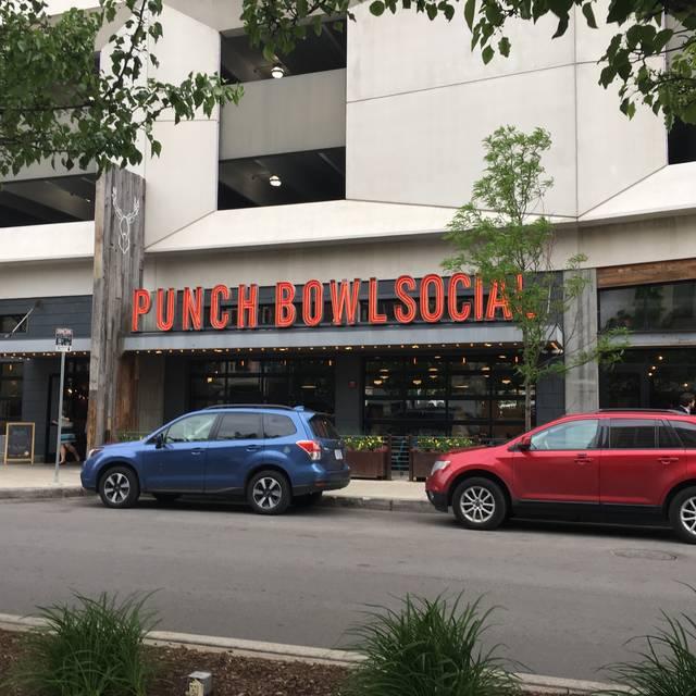 Punch Bowl Social Detroit, Detroit, MI