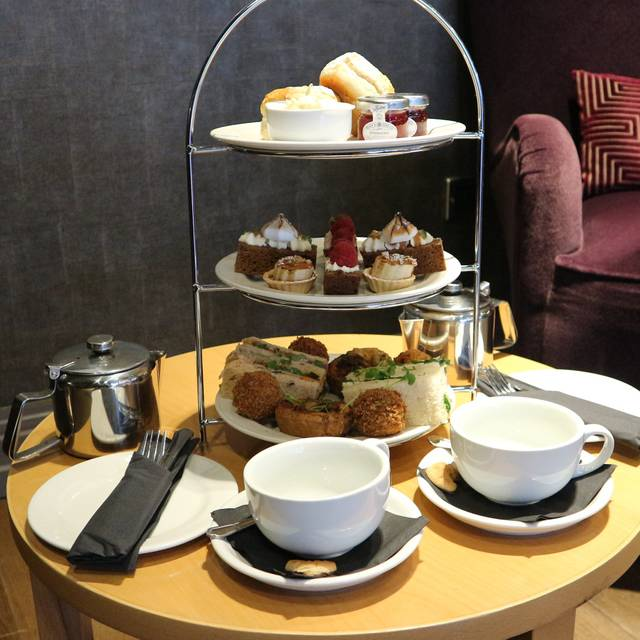 Afternoon Tea at Monboddo, Edinburgh