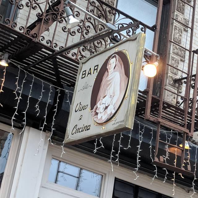 Frank Restaurant, New York, NY
