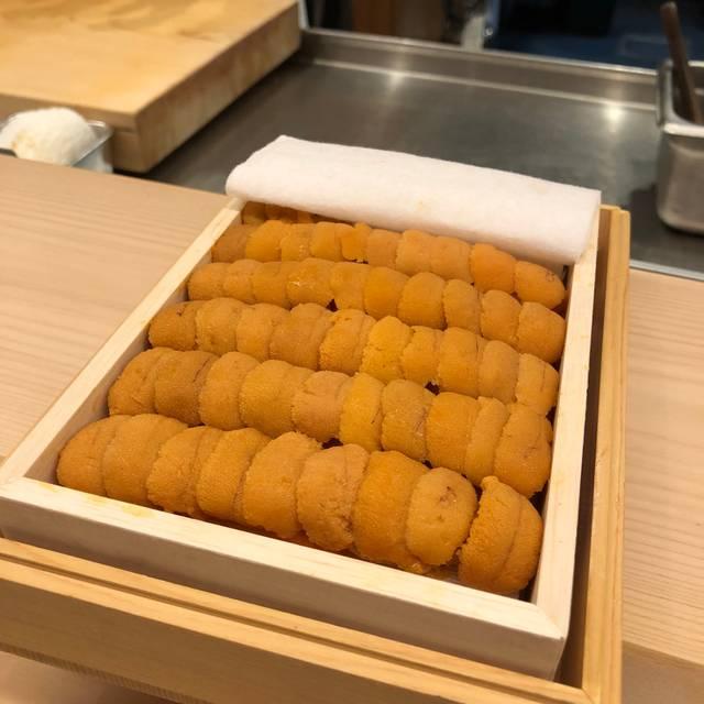 Ijji Sushi, San Francisco, CA