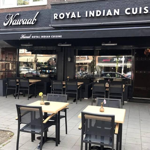 Restaurant Nawaab, Amsterdam, Noord-Holland
