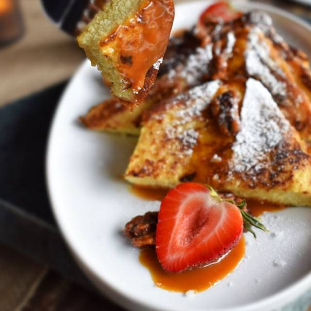 French Toast - Sandler's On 9th, Philadelphia, PA
