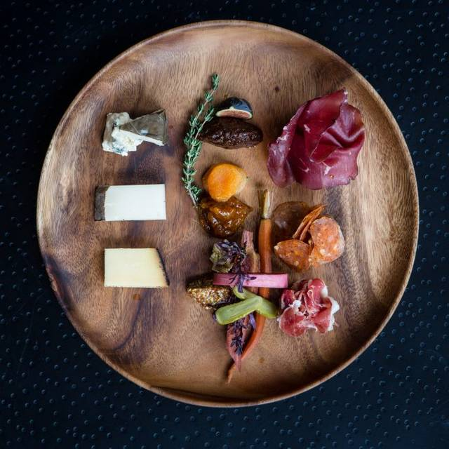 Charcuterie And Cheese - Jsix Restaurant, San Diego, CA